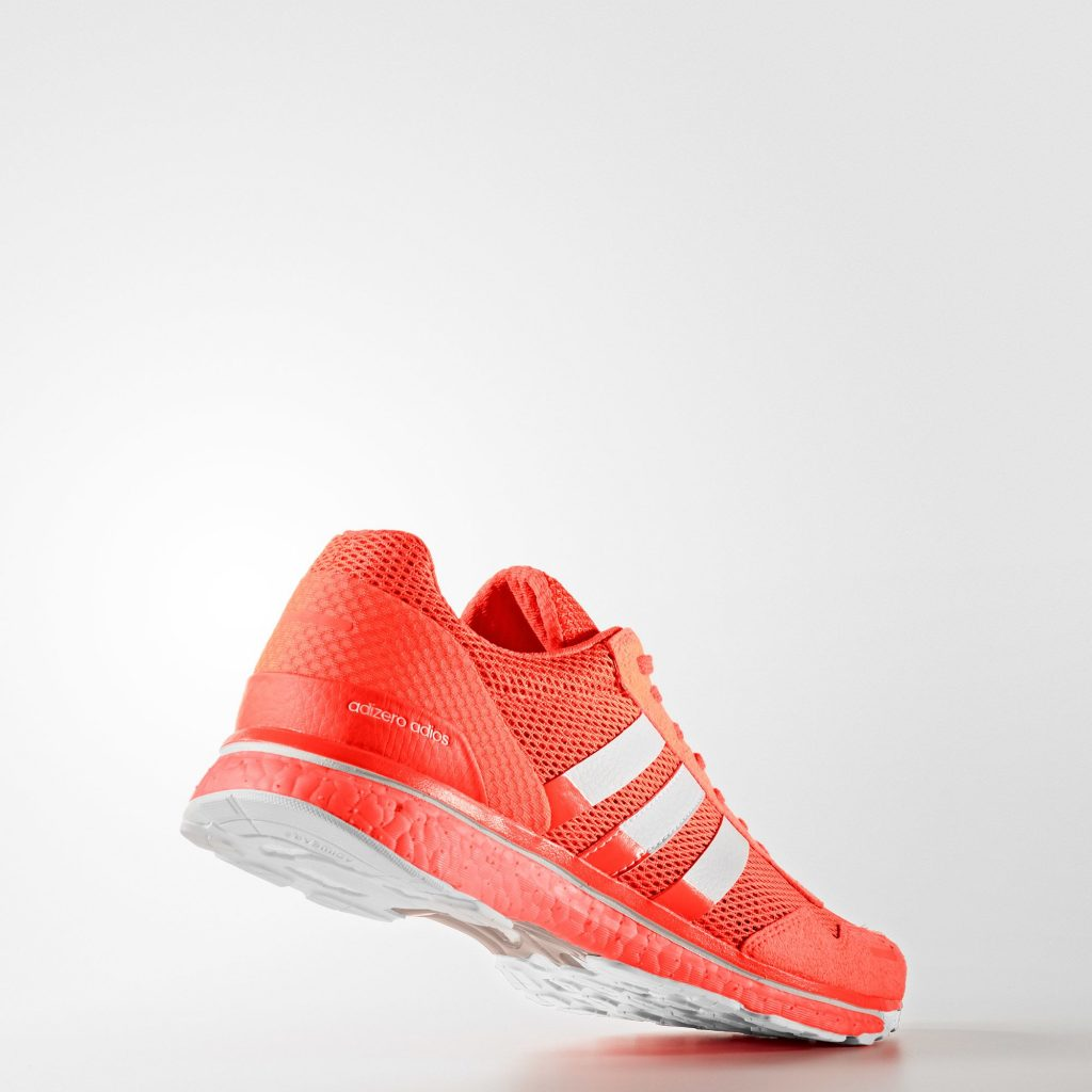 adidas adizero adios boost 3 0 recognized for best update award weartesters. Black Bedroom Furniture Sets. Home Design Ideas