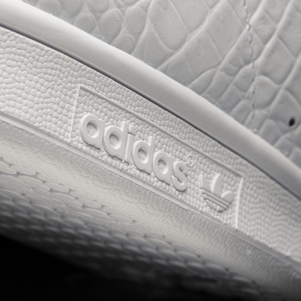 Adidas Originals Stan Smith Croc - Outter Heel