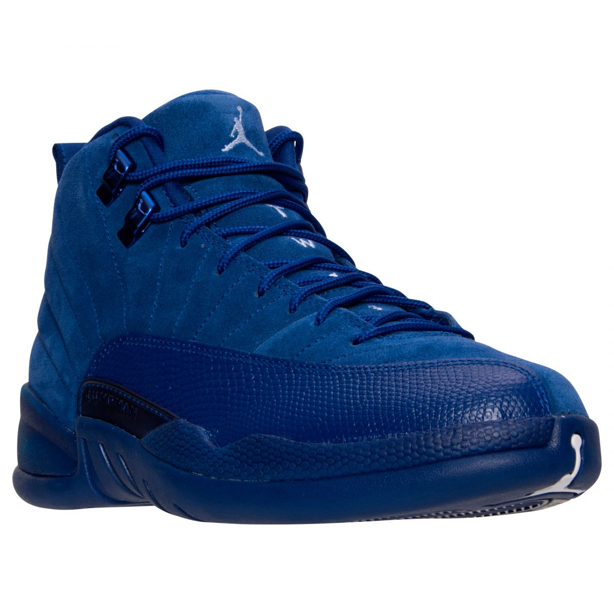 pretty nice 61a14 ac468 The Upcoming Air Jordan 12 Retro PRM 'Deep Royal' - WearTesters