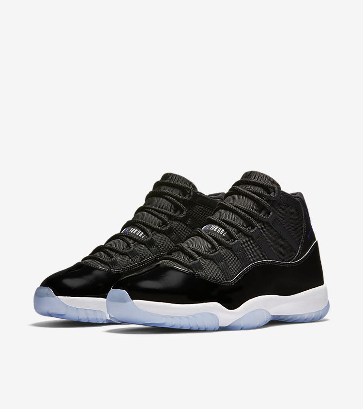 Official Images of the Air Jordan 11 Retro \'Space Jam\' - WearTesters