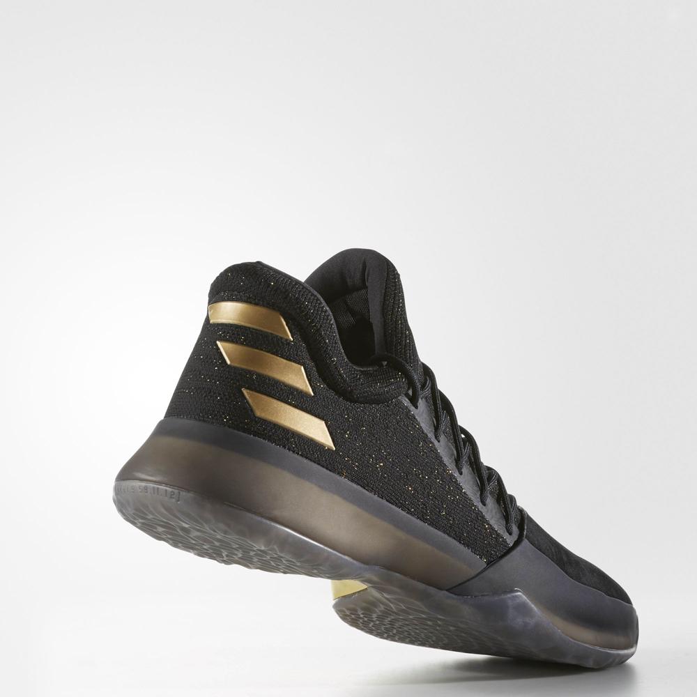 1d07ebf41f0d ... sweden adidas harden volume 1 black and gold 0773e d0e0d