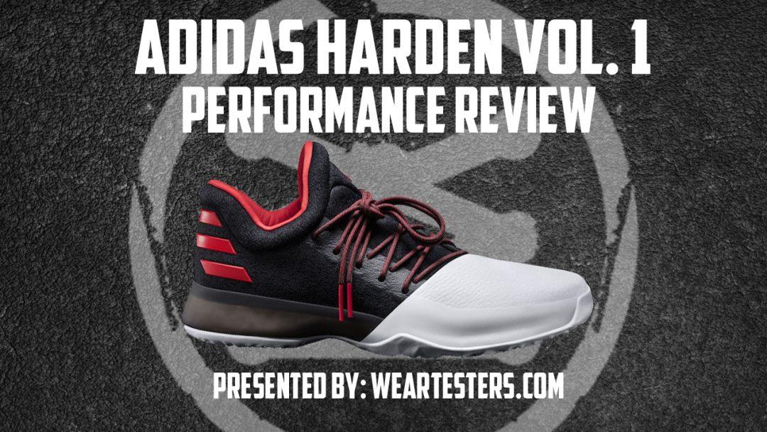 Adidas Harden Vol 1 Test