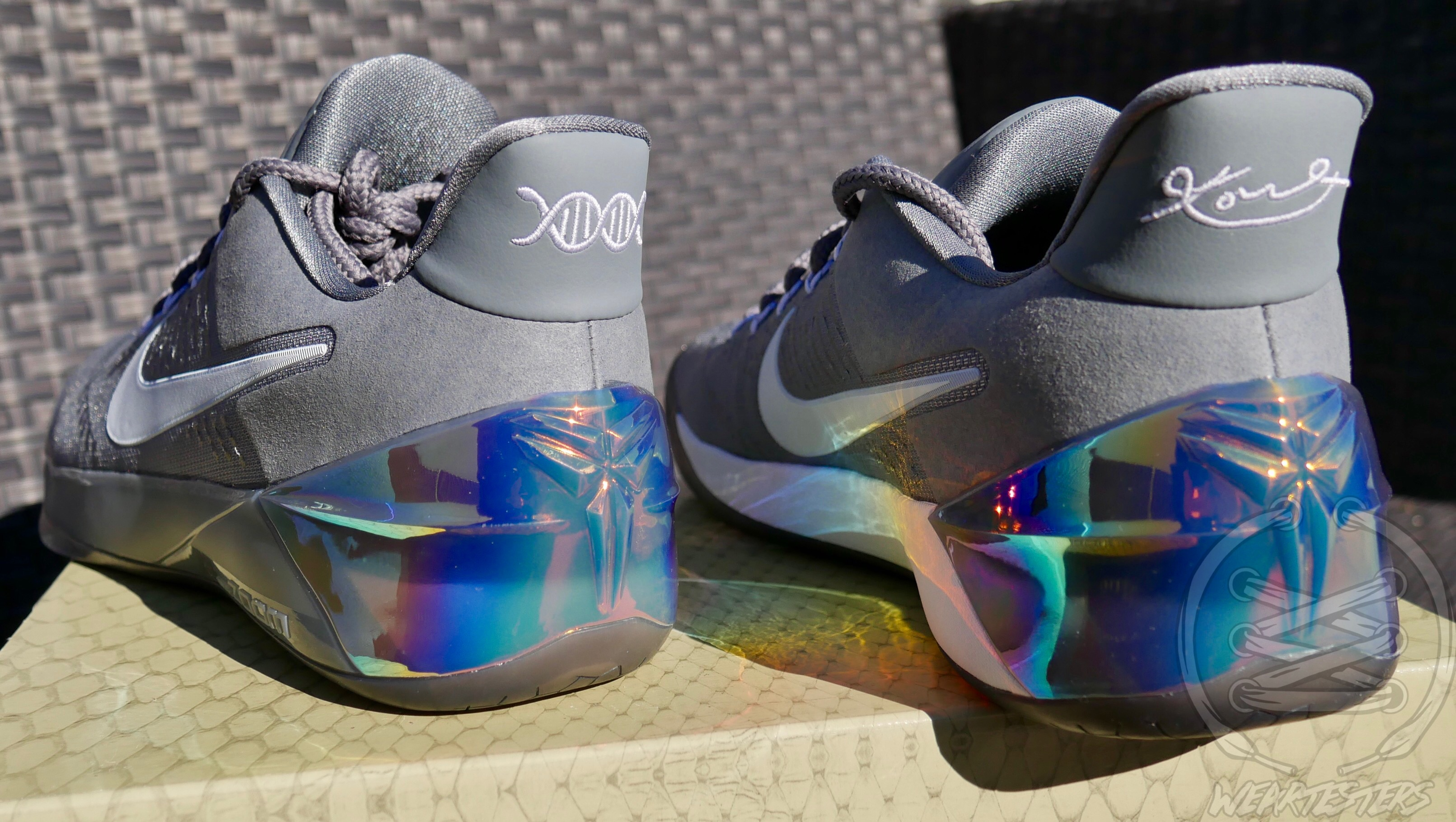 A Detailed Look at the Upcoming Nike Kobe A.D. 'Cool Grey' - Page 2 of 2 - WearTesters