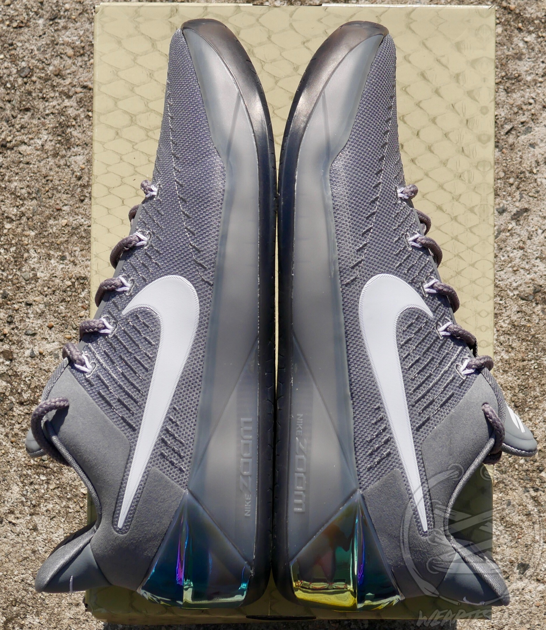 new products 8f1d6 413c9 A Detailed Look at the Upcoming Nike Kobe A.D. 'Cool Grey ...