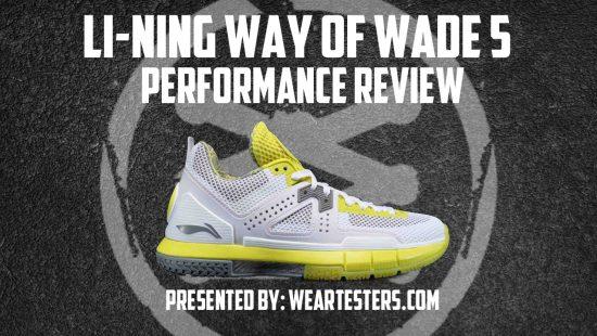 li-ning way of wade 5 performance review thumbnail