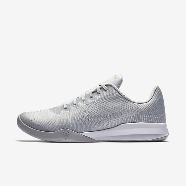 timeless design 7a764 fccf9 nike kb mentality ii ep uk all grey shoes
