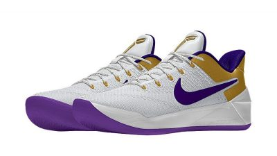 The Nike Kobe A.D. is Now Available on NikeID
