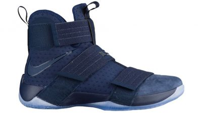 Nike Zoom LeBron Soldier 10 Midnight Navy 1