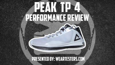 PEAK TP 4 Performance Review QK 7