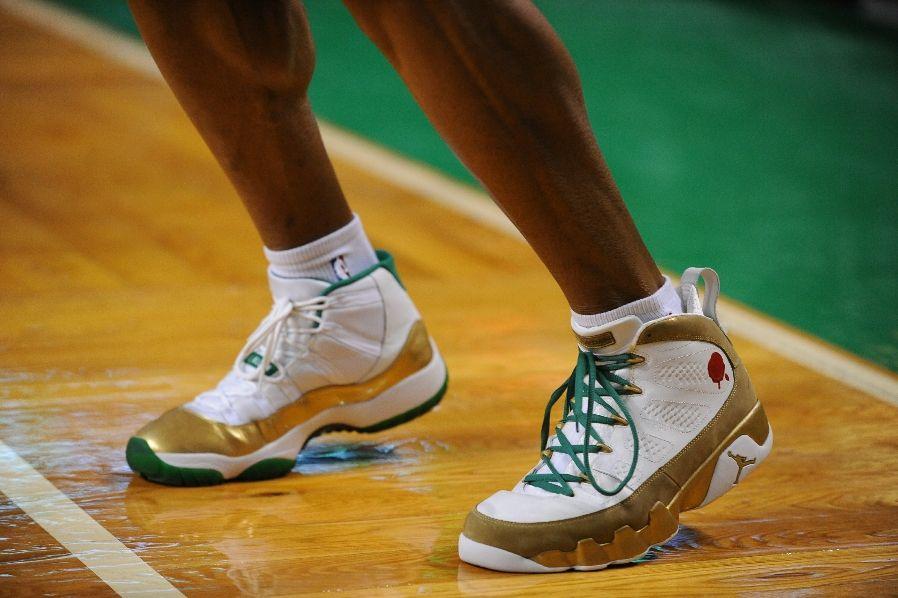 Jordan Brand Release Ray Allen PEs