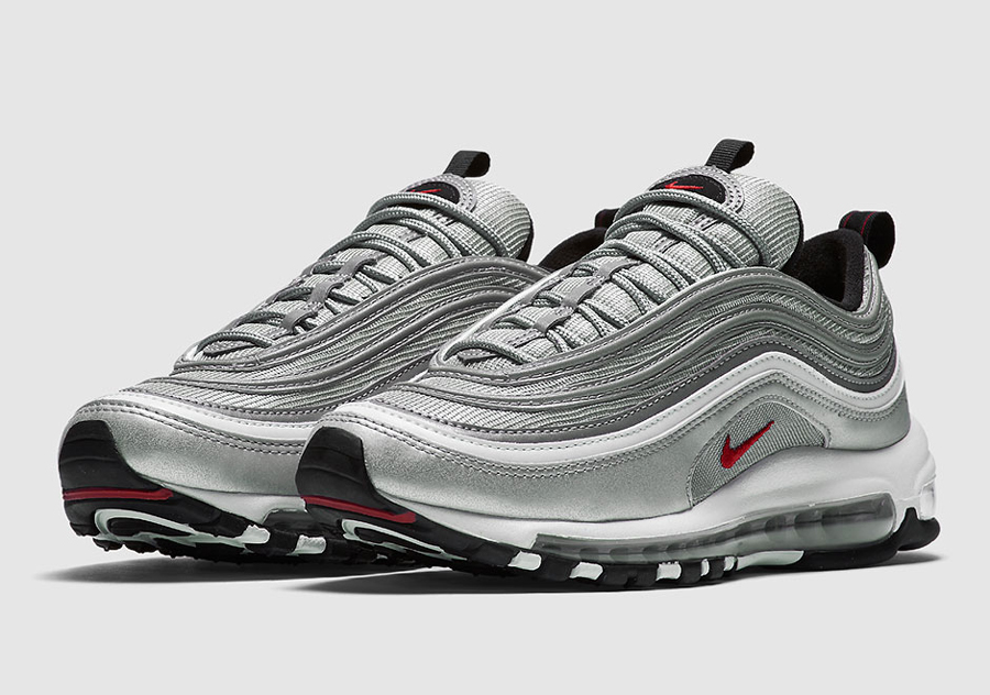 The OG Nike Air Max 97 is Set to Return in Quickstrike