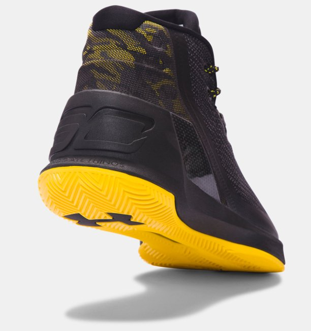 premium selection f7766 83d7a Under Armour Curry 3 Performance Review - WearTesters