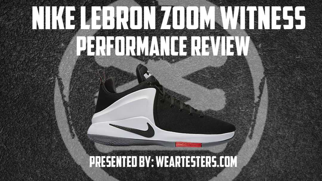 Nike LeBron Zoom Witness Performance Review thumbnail