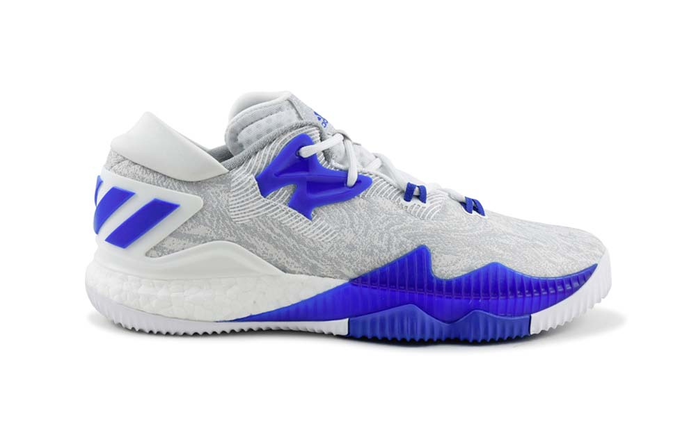 cute so cheap top quality adidas CrazyLight Boost 2016 'Kentucky' - WearTesters