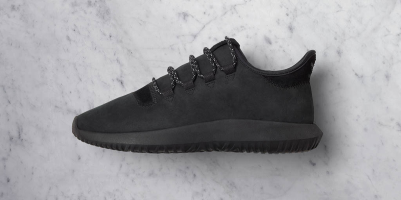 adidas tubular low black