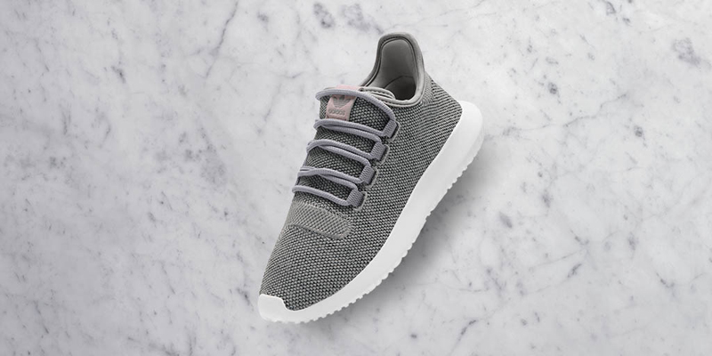 Adidas Tubular Shadow Grey On Feet