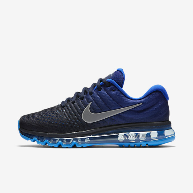 nike air max 2017 blauw footlocker
