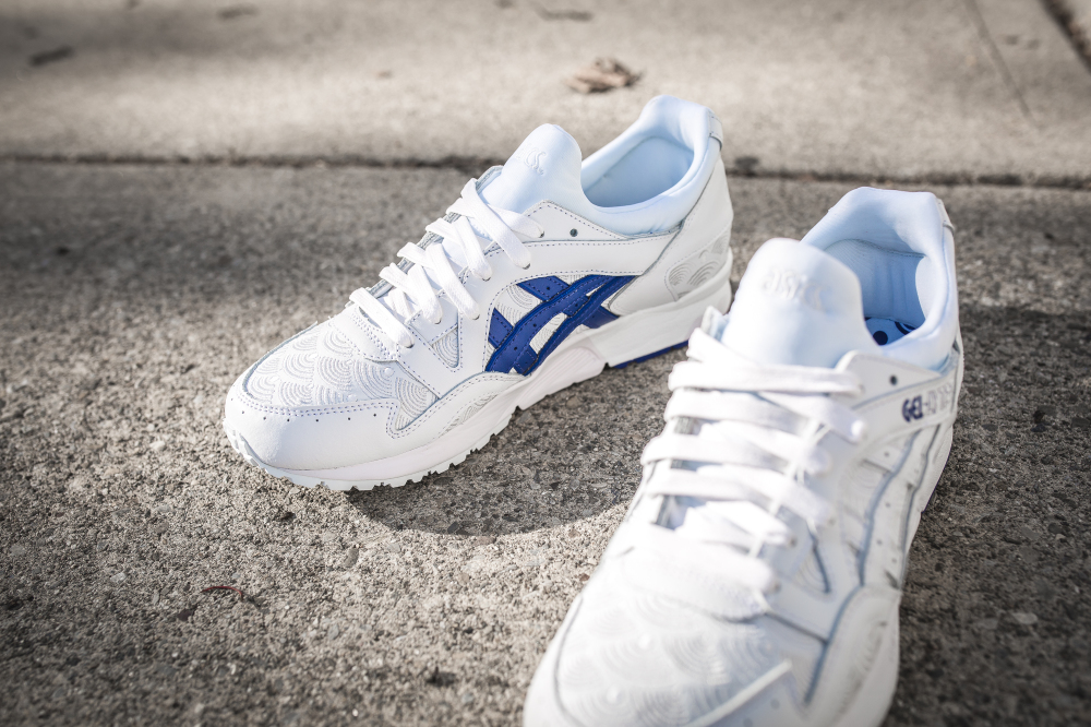 Shoes Men Low top trainers Asics GEL LYTE RUNNER White PWIFLI