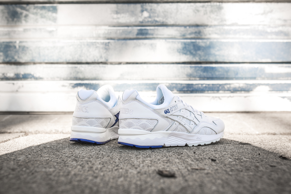 sale retailer c0369 b7aaf The colette x Asics Gel Lyte V 'Yukata' is Available Now ...