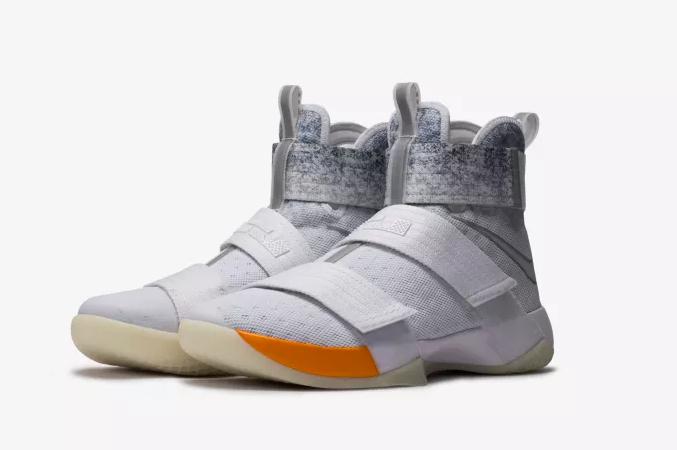 low priced 13c16 536ba The John Elliott x Nike Zoom LeBron Soldier 10 is Coming ...