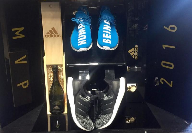 adidas Congratulates Kris Bryant on MVP