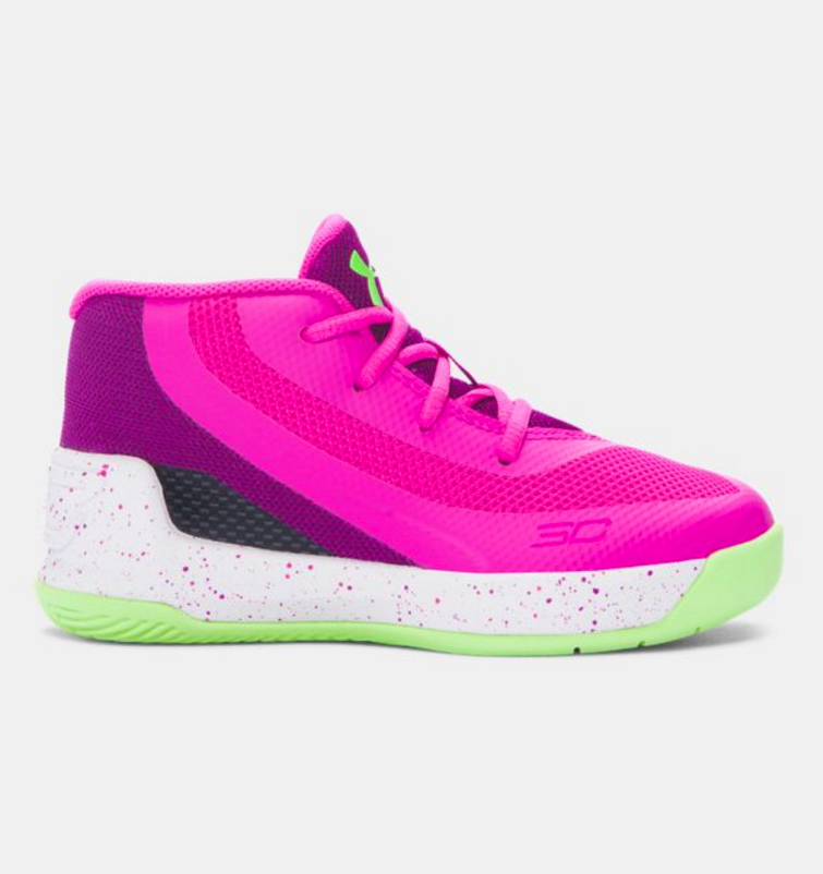 sale retailer 5558c cd278 Two Upcoming Under Armour Curry 3 GS Colorways - WearTesters