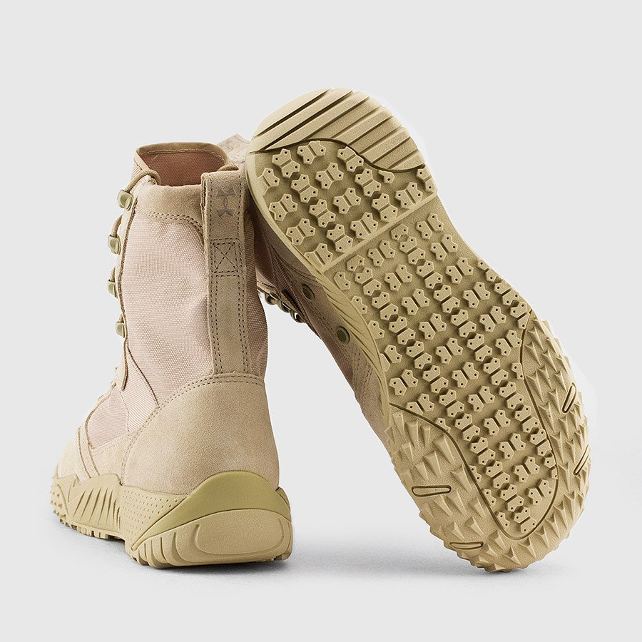 The Under Armour Jungle Rat Boot Launches In Sage