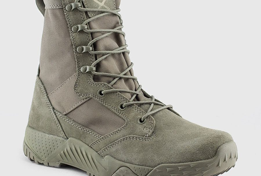 under armour jungle rat boot sage 1