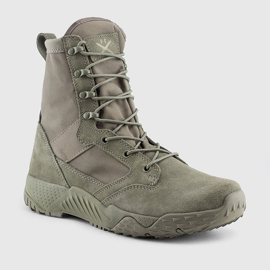 d825f17bd15 The Under Armour Jungle Rat Boot Launches in 'Sage' - WearTesters