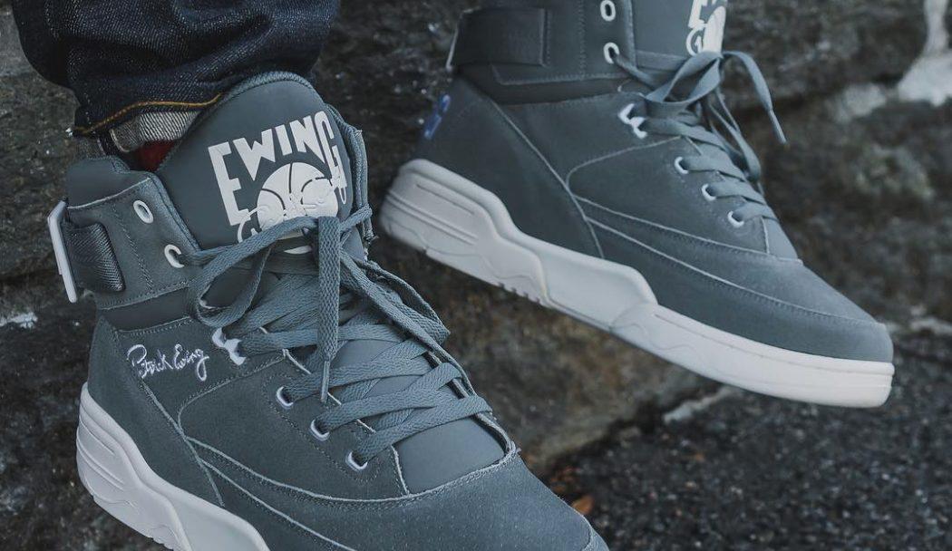 ewing 33 hi grey/white november collection 1
