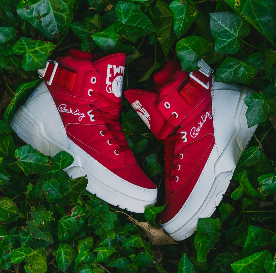 ewing 33 hi red white november collection 1