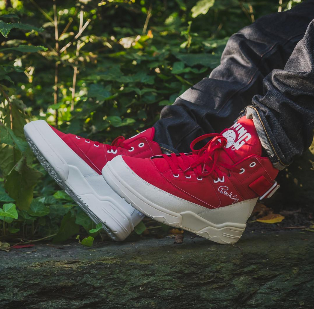 ewing 33 hi red white november collection 2