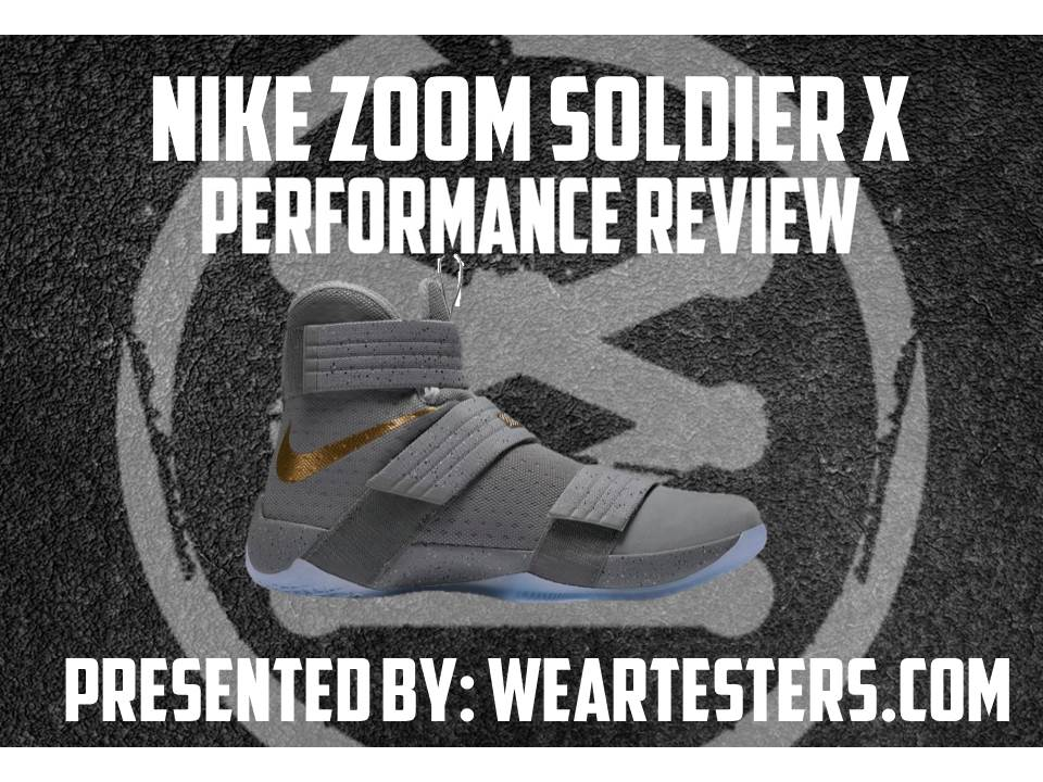 info for 8dfc7 0e2b1 Nike Zoom Lebron Soldier X Performance Review - Duke4005 ...