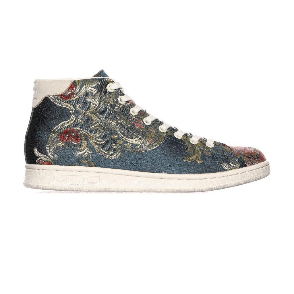 Adidas Consortium Stan Smith Mid Pharrell - Stonewash Blue
