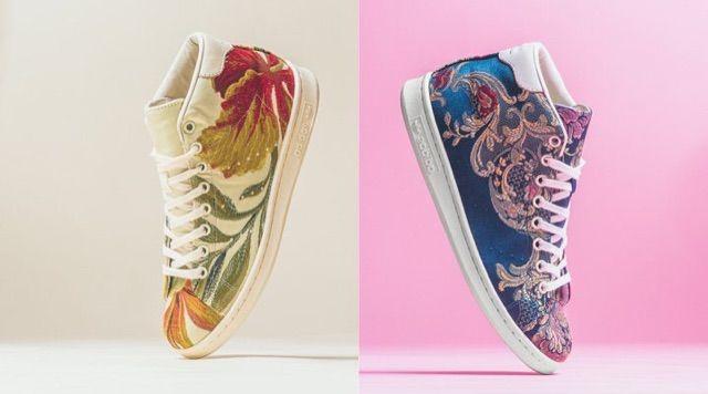 Adidas Consortium Stan Smith Mid Pharrell