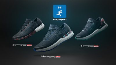 Under Armour record equipped line up