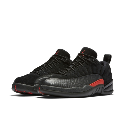 premium selection 976a3 31f0e An Official Look at the Air Jordan 12 Retro Low in Black ...