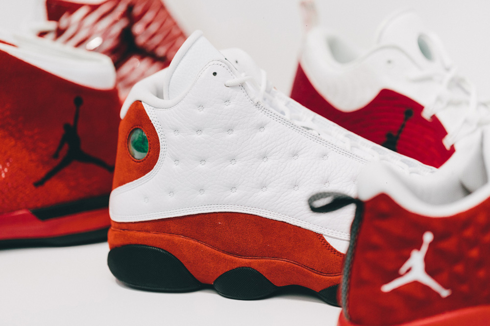 Jordan Brand Draws Inspiration from the Air Jordan 13 for Christmas Day PE Collection 1