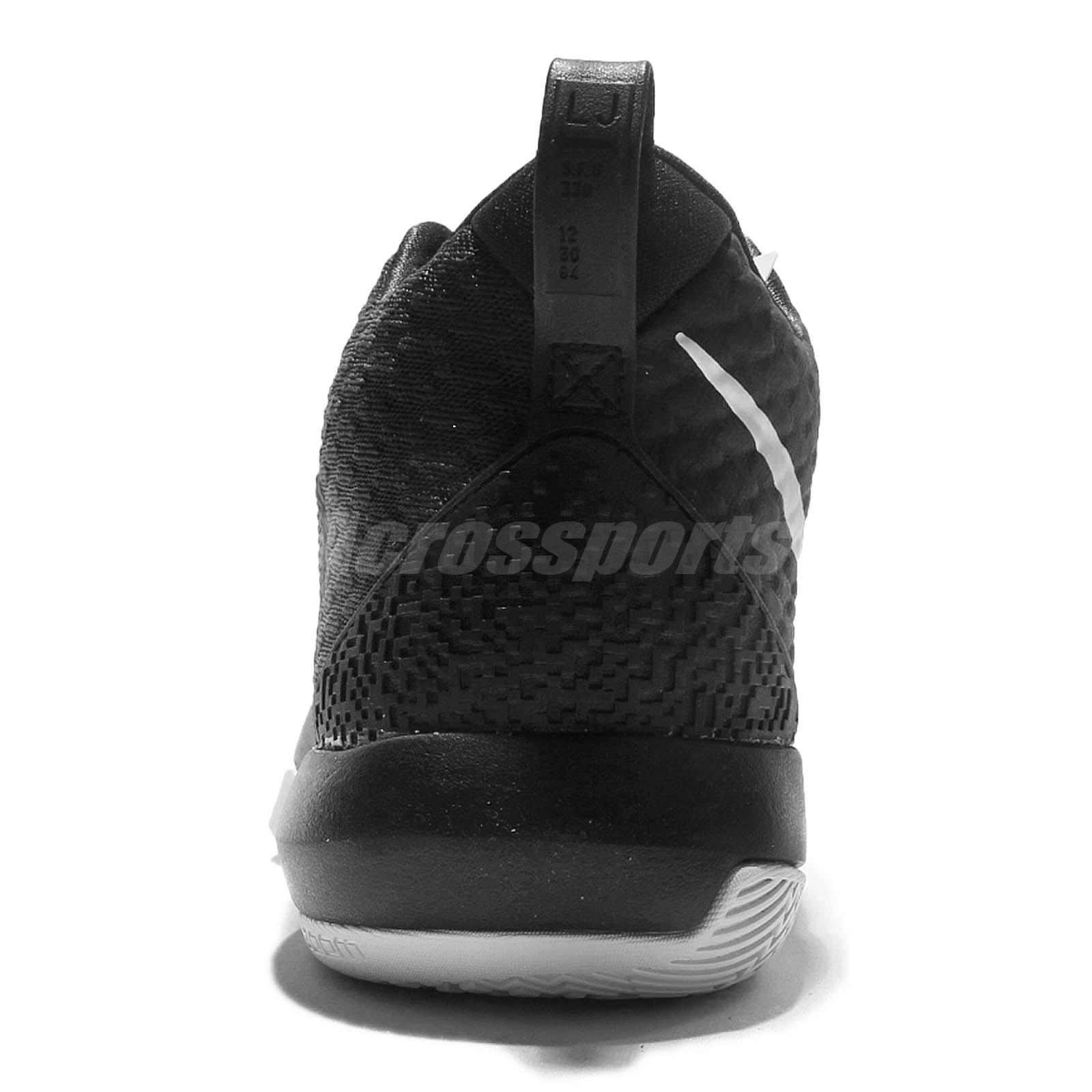 nike lebron ambassador 9 (IX) black 5