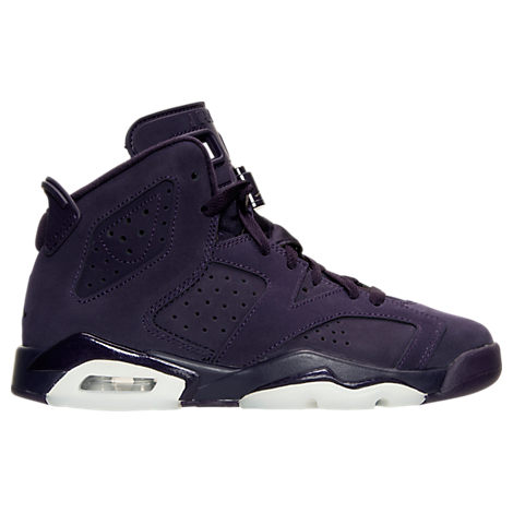 NIKE AIR JORDAN 6 RETRO PURPLE DYNASTY - Side