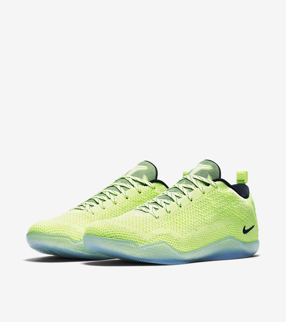Nike Kobe XI Elite Low Ghost of Christmas Past 1