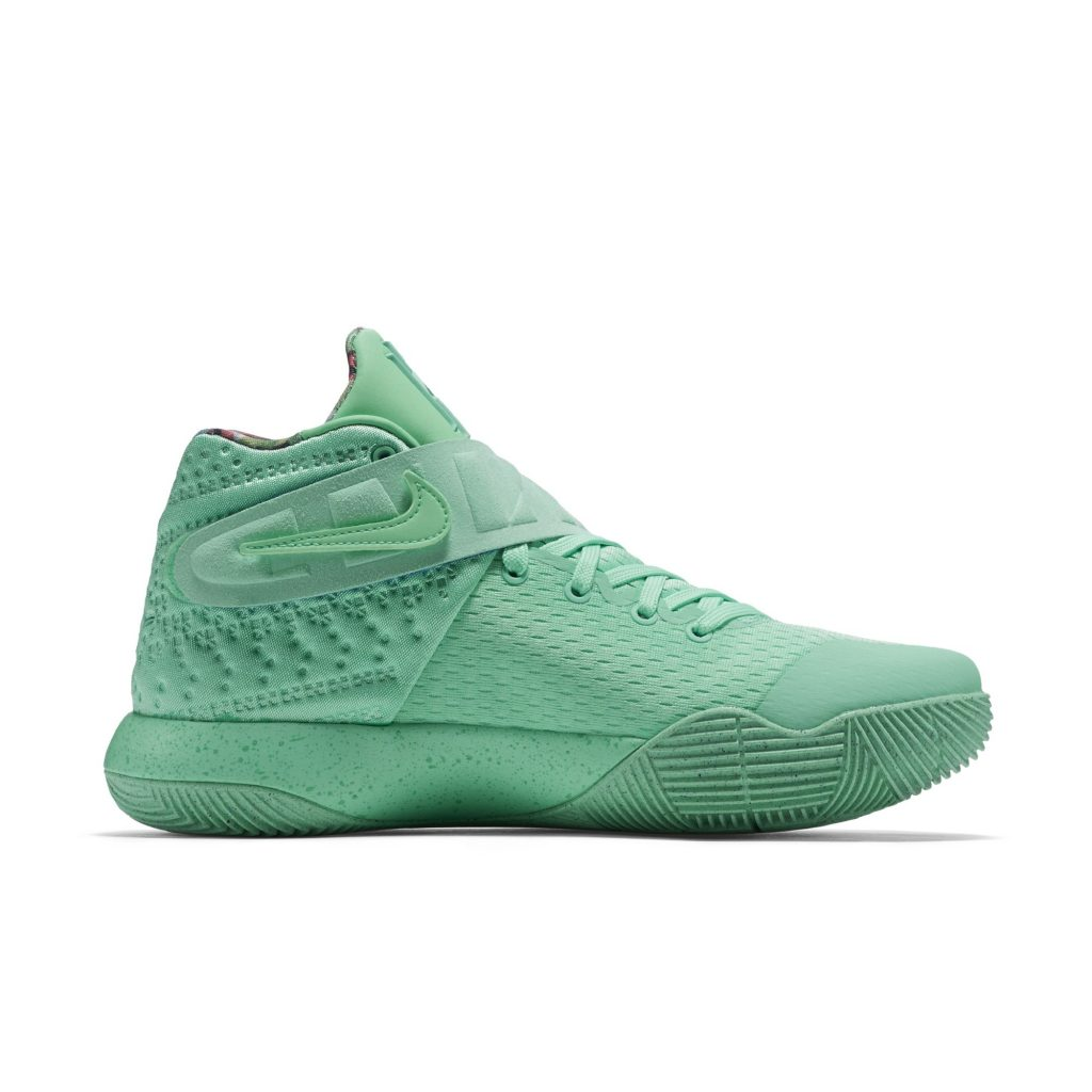 ... Nike Kyrie 2 - What the - Medial ...