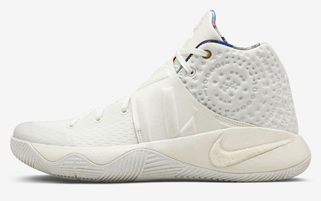 Nike Kyrie 2 - What the - White