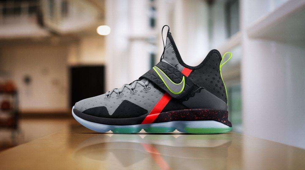Nike LeBron 14 is Officially Unveiled