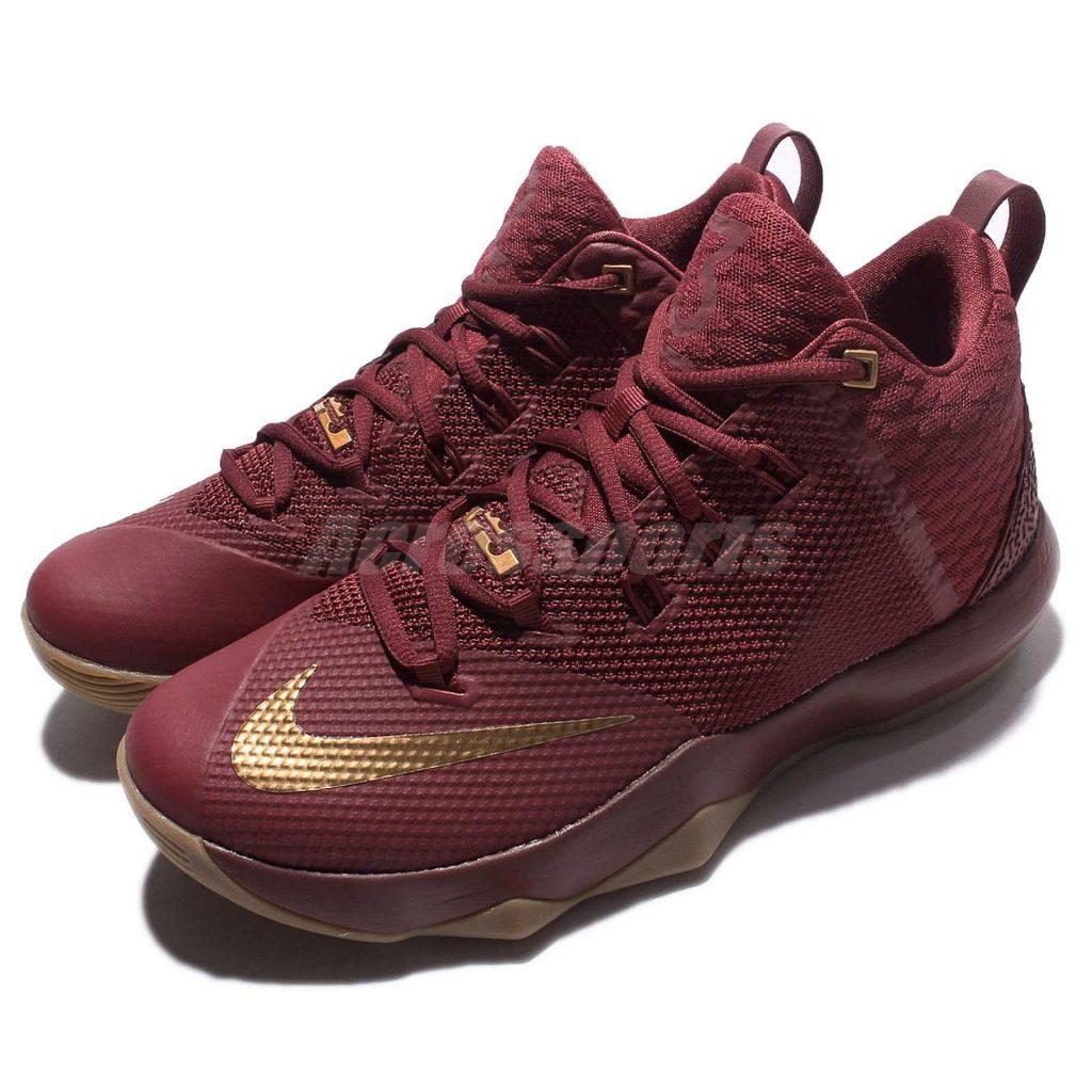 Nike Lebron Ambassador 9 - Team red - Full ...