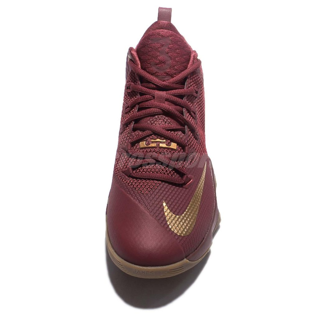 Nike Lebron Ambassador 9 - Team red - Top