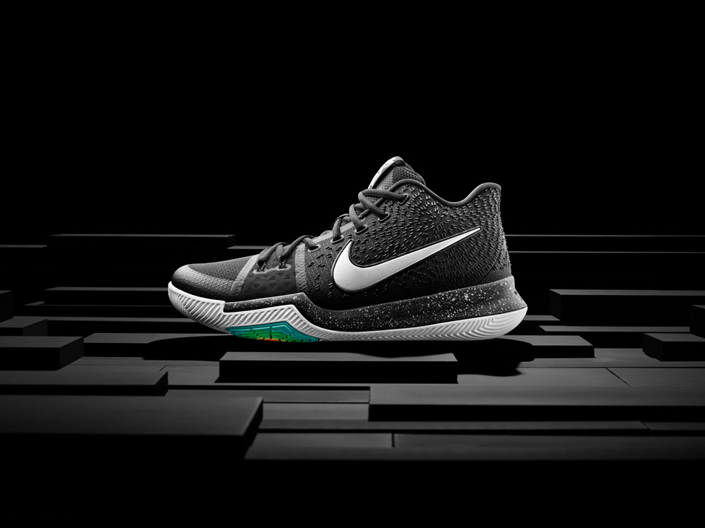 kyrie 3 black ice review