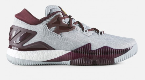 adidas Crazylight Boost Low 2016 – $104