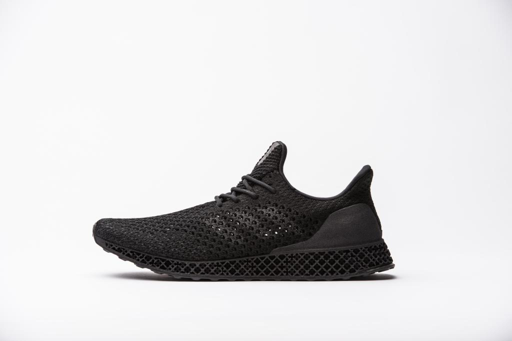 The First 3D Printed Shoe from adidas is Available for