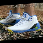Under Armour Curry 3 'Dub Nation' (Home) | Detailed Look and Review